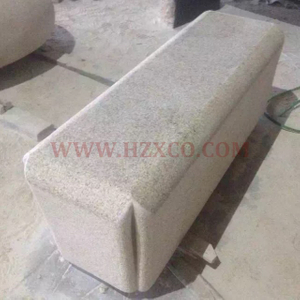 HZX-Yellow Granite Bench