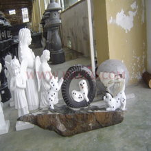 HZX- Basalt Natural Stone Sculpture