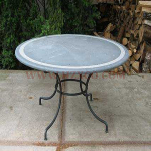 HZX-Blue Limestone Table