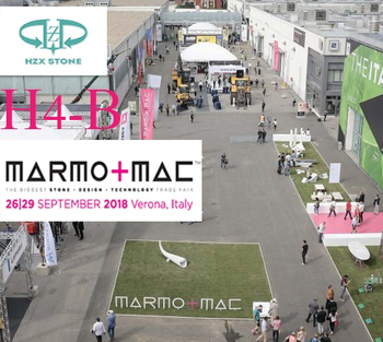 International Stone Fair, MARMO MAC 2018 Notice