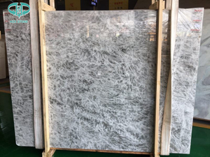 Ice grey marble, China marble slab, grey marble