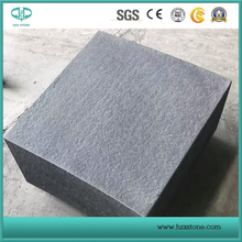 China New Absolute Black,Mongolia Black,Menggu Black Basalt for Sale